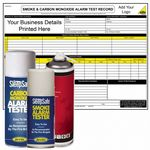 Smoke And Carbon Monoxide Alarm Test Pack